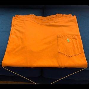 Polo Ralph Lauren Short Sleeve Pocket Tee